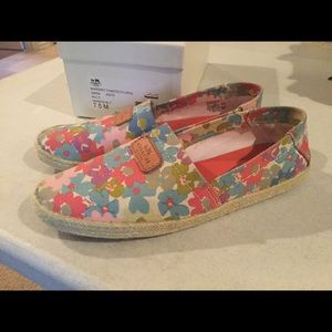 Coach Slip On Women's Shoes